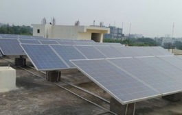 Solar Energy at Provincial House…