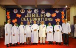 Jubilee Celebration at St Pauls High School, Hyderabad on 24-11-2018