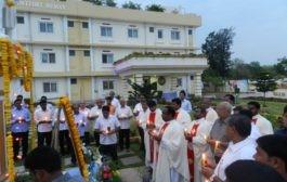 Feast Celebration of St. Montfort on 28th April 2019 at Montfort Bhavan, Hyderabad