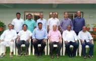 Council Members of Hyderabad and Pune Province at Montfort Bhavan on 7-July-2019