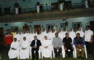 Rev.Bro.John Kallarackal, Superior General of Brothers of St. Gabriel, Rome visit