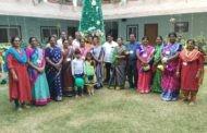 Christmas Celebration for MAM group in 2019