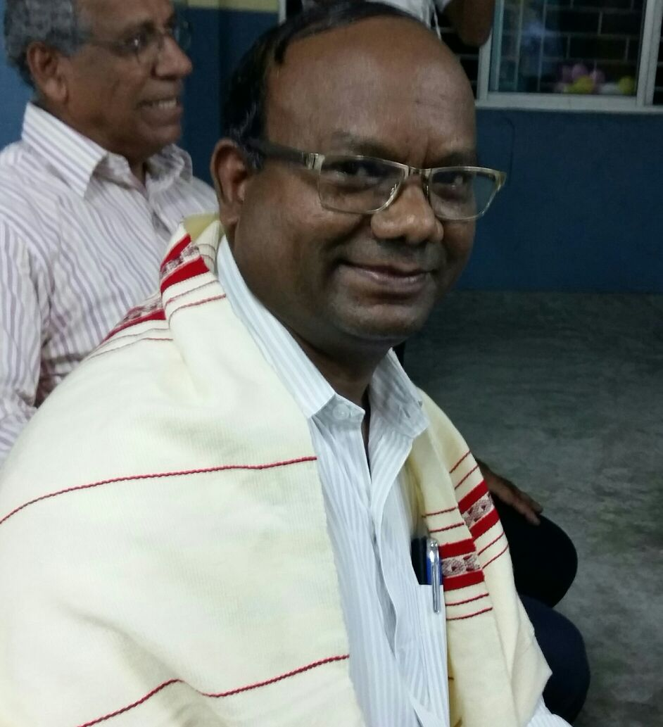 Bro.Clement Kandulna is the new National Council Chairman of India