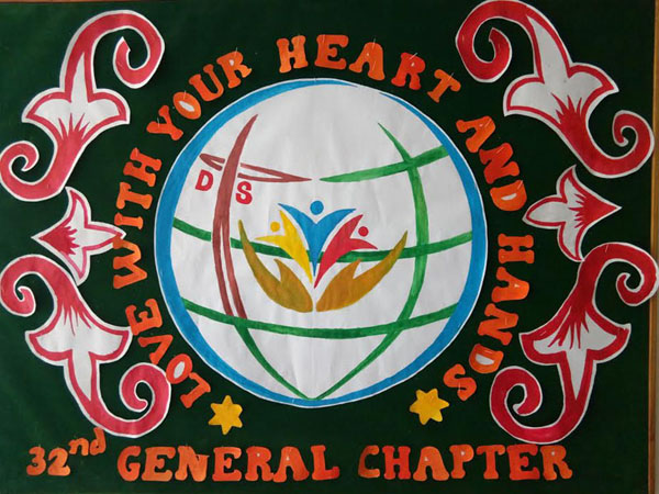 32nd General Chapter…