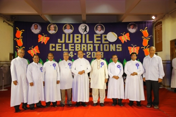 Jubilee Celebration at St Pauls High School, Hyderabad on 24-11-2018